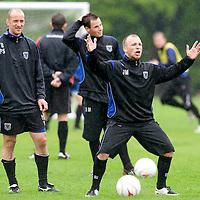 St Johnstone FC May 2009