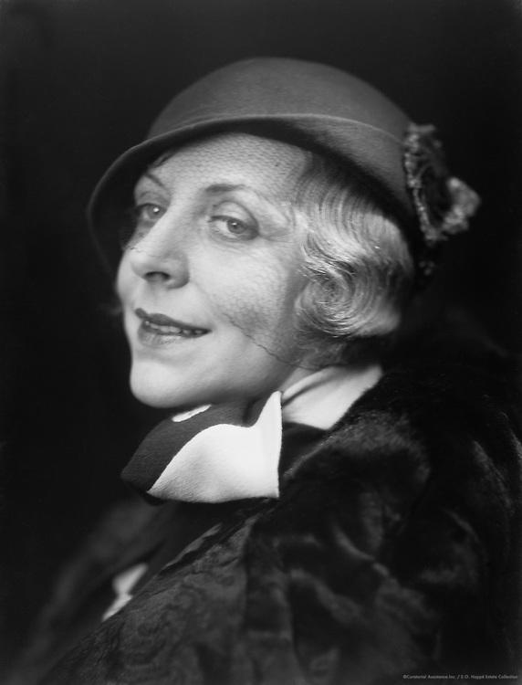 Vickie Baum, Austrian Author, 1931