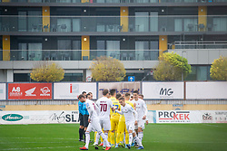 Players seen before football match between NK Domzale and NK Triglav in Round #18 of Prva liga Telekom Slovenije 2019/20, on November 23, 2019 in Sports park Domzale, Slovenia. Photo by Sinisa Kanizaj / Sportida