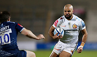 Rugby Union - 2020 / 2021 Gallagher Premiership - Sale vs Exeter - A J Bell Stadium<br /> <br /> Tom O'Flaherty of Exeter Chiefs at AJ Bell Stadium <br /> <br /> Credit COLORSPORT/LYNNE CAMERON