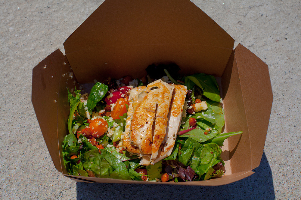 Beehive Mixed Salad from The  Beehive Cafe ($15.12) - WFRWU