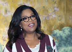 Oprah Winfrey 18 April 2017