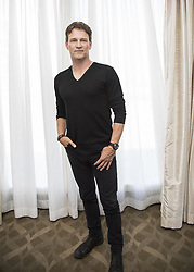 August 8, 2017 - Hollywood, CA, USA - Stephen Moyer stars in the TV series The Gifted (Credit Image: © Armando Gallo via ZUMA Studio)