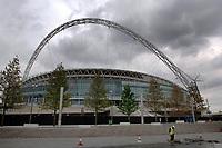 Photo: Daniel Hambury.<br />Wembley Stadium. 14/06/2006.<br />A general view of the new home of English football, Wembley.