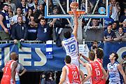 DESCRIZIONE : Cantù Lega A 2014-15 Acqua Vitasnella Cantù vs Grissin Bon Reggio Emilia<br /> GIOCATORE : Giorgi Shermadin<br /> CATEGORIA : Schiacciata controcampo<br /> SQUADRA : Grissin Bon Reggio Emilia<br /> EVENTO : Campionato Lega A 2014-2015 GARA : Acqua Vitasnella Cantù vs Grissin Bon Reggio Emilia<br /> DATA : 28/12/2014 <br /> SPORT : Pallacanestro <br /> AUTORE : Agenzia Ciamillo-Castoria/I.Mancini <br /> Galleria : Lega Basket A 2014-2015 <br /> Fotonotizia : Acqua Vitasnella Cantù Lega A 2014-15 Acqua Vitasnella Cantù vs Grissin Bon Reggio Emilia<br /> Predefinita :