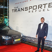 NLD/Amsterdam/20150921 - Premiere The Transporter Refueled, Ed Skrein