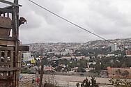 Una periferia di Tijuana.