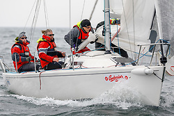 , Kiel - Maior 28.04. - 01.05.2018, J 80 - Frida - GER 1032 - Torsten VOSS - Flensborg Yacht Club e. V. Clubhaus Fahrensodde