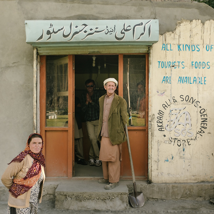 The remote Shimshal village, with its incredible hiking territory, once saw many tourists. But after 9/11, the number of tourists to northern Pakistan dwindled.