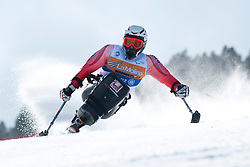 FRANCOIS Frederic, FRA, Slalom, 2013 IPC Alpine Skiing World Championships, La Molina, Spain