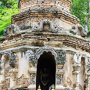 THA/Bangkok/20160729 - Vakantie Thailand 2016 Bangkok, Tempel Ruine