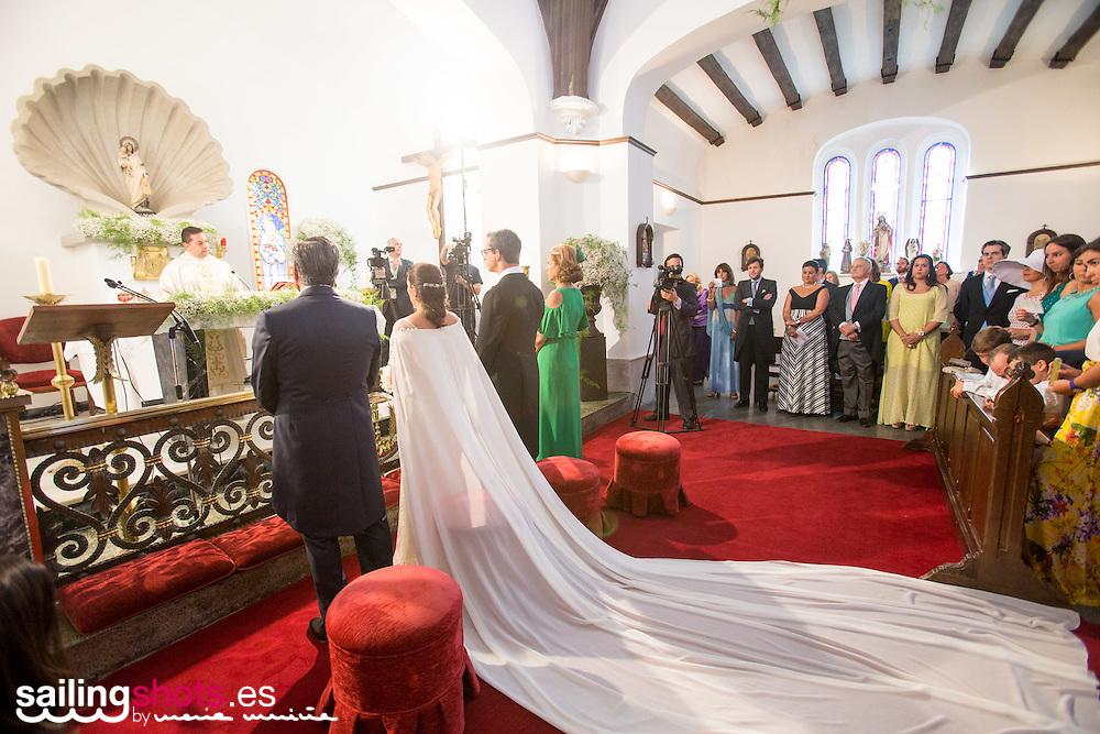 Boda Nuria & Jesús en La Toja, 25 de junio de 2016