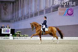 Cornelissen Adelinde, (NED), Jerich Parzival<br /> Swedish International Horse Show Stockholm 2015<br /> © Hippo Foto - Peter Zachrisson