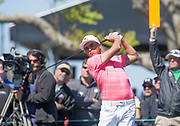 Rickie Fowler (USA) during the First Round of the The Arnold Palmer Invitational Championship 2017, Bay Hill, Orlando,  Florida, USA. 16/03/2017.<br /> Picture: PLPA/ Mark Davison<br /> <br /> <br /> All photo usage must carry mandatory copyright credit (© PLPA | Mark Davison)