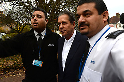 Charles Saatchi arrives at Isleworth Court to give evidence during the fraud trial against Miss Lawson's two former assistants, Elisabetta Grillo and Francesca Grillo.<br /> Thursday, 28th November 2013. Picture by Ben Stevens / i-Images<br /> File Photo  - Nigella Lawson and Charles Saatchi PAs cleared of fraud. The trial of Francesca Grillo, 35, and sister Elisabetta, 41, heard they spent £685,000 on credit cards owned by the TV cook and ex-husband Charles Saatchi.<br /> Photo filed Monday 23rd December 2013