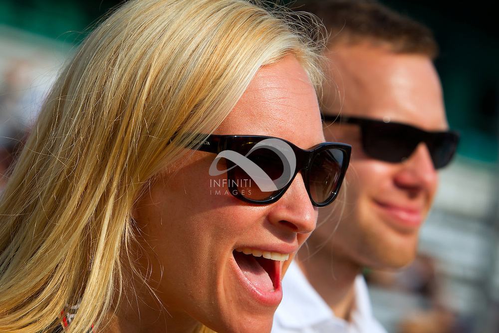 Photos of Ed Carpenter of Dollar General and Fuzzy's Ultra Premium Vodka Sarah Fisher Racing during practice and qualifications for the Indy 500.<br /> Photo by Infiniti Images IZOD IndyCar series