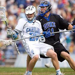 2007-03-17 North Carolina lacrosse vs. Duke Blue Devils