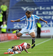 Huddersfield Town v Doncaster Rovers 140913