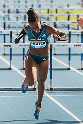 women's 100 Hurdles, Tiffany Porter, adidas Grand Prix Diamond League track and field meet