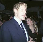 Michael Eisner's son. Miramax post Oscar party. Beverley Hills Hotel. 26 March 2000. © Copyright Photograph by Dafydd Jones 66 Stockwell Park Rd. London SW9 0DA Tel 020 7733 0108 www.dafjones.com