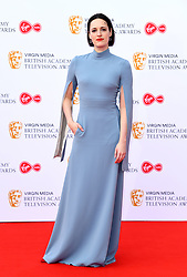 Phoebe Waller-Bridge attending the Virgin Media BAFTA TV awards, held at the Royal Festival Hall in London. Photo credit should read: Doug Peters/EMPICS