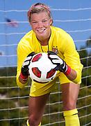 Goalkeeper on the US National Under 17 soccer team.