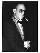 writer: Hunter S. Thompson N.Y. 1989© Copyright Photograph by Dafydd Jones 66 Stockwell Park Rd. London SW9 0DA Tel 020 7733 0108 www.dafjones.com