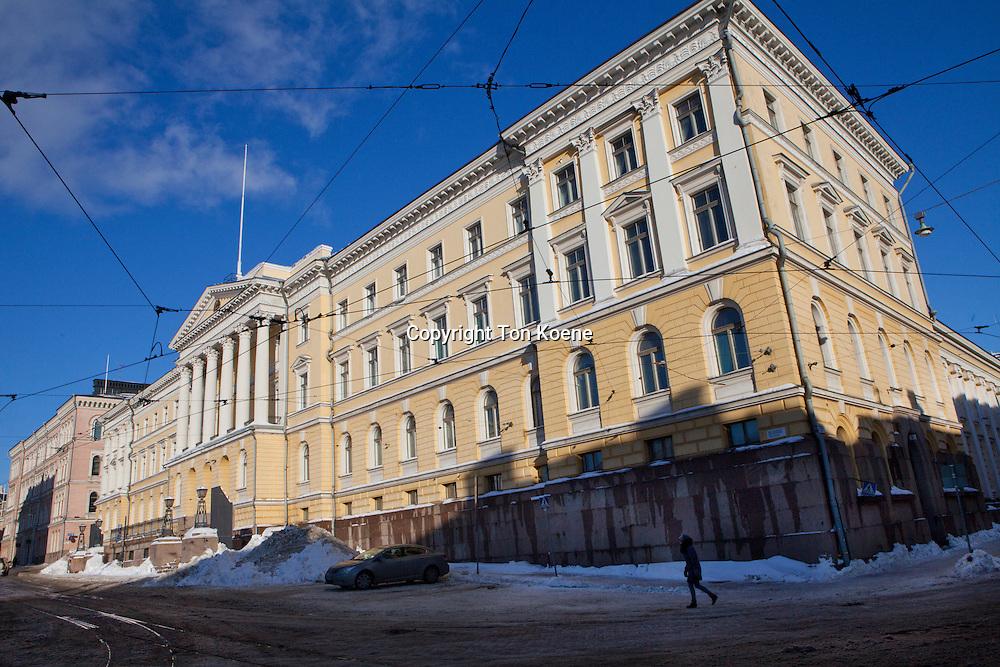 presidential office in Helsinki