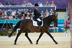 Pearson Lee (GBR) - Gentleman<br /> Individual Championship Test  - Grade Ib <br /> London 2012 Paralympic Games<br /> © Hippo Foto - Jon Stroud