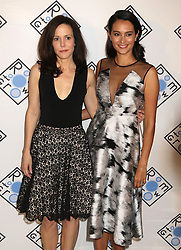 April 5, 2017 - New York, New York, U.S. - Actresses MARY-LOUISE PARKER and EMMA HEMING WILLIS attend 2017 'Room To Grow' Spring Benefit held at Guastavino's. (Credit Image: © Nancy Kaszerman via ZUMA Wire)