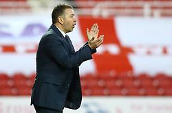 Peterborough United Manager, Darren Ferguson issues instructions - Photo mandatory by-line: Joe Dent/JMP - Tel: Mobile: 07966 386802 11/01/2014 - SPORT - FOOTBALL - County Ground - Swindon - Swindon Town v Peterborough United - Sky Bet League One