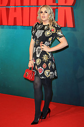 attends the Tomb Raider European premiere in London, UK. 06 Mar 2018 Pictured: Tallia Storm. Photo credit: Fred Duval / MEGA TheMegaAgency.com +1 888 505 6342