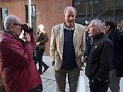 DAVID HURN; JEM SOUTHAM, JOHN DAVIES, , Opening of the Martin Parr Foundation party,  Martin Parr Foundation, 316 Paintworks, Bristol, BS4 3 EH  20 October 2017