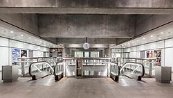 Christianshavn Metro station, Copenhagen, Denmark. 26/05/14. Photo by Andrew Tallon
