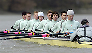 2005 Varsity Boat Race - Pre race fixtures - Putney, London., ENGLAND;.OUBC,  cox Acer nethercott, stroke. Andrew Trigg-Hodge, 7. Jason Flickinger,  6. Michael blomquist, 5. Peter Reed, 4. Joe von Maltzahn, 3. christopher Liwski, 2. Barney Williams Bow Robin Bourne-Taylor...USA/NED stroke. Josh Inman, 7. Gijs Vermeulen, 6. Sjoerd Hamburger, 5. Mark Flickinger, 4. Matt Hughes, 3. Paul Daniels, 2. Gabe Winkler, bow, Julien Romcolthoff...CUBC. Cox Peter Rudge, Stroke, Bernd Heiddickeer, 7. Tom James, 6. Steffen Buschbacher, 5. Sebastian Schulte, 4. Thomas Edwards, 3. Henry Adams, 2. Matthias Kleinz, bow, Luke Walton..Photo  Peter Spurrier. .email images@intersport-images...[Mandatory Credit Peter Spurrier/ Intersport Images]