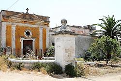 Chiesa rupestre, Località San Donato, fraz. Talsano (TA)