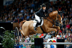 Meyer, Janne-Friederike (GER) Goja<br /> Stuttgart - German Masters 2016<br /> © www.sportfotos-lafrentz.de