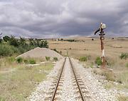 Stazione Pellicciari. Matera, 11 agosto 2013. Christian Mantuano / OneShot
