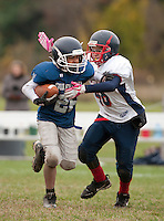 Gilford Snowbelt versus Merrimack Valley Storm 11am game October 29, 2011.