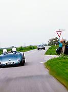 GP TAZIO NUVOLARI 2012. JAGUAR C-TYPE 1968