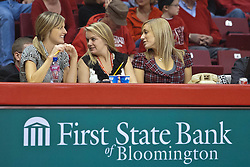 21 November 2009: Media Relations girls. The Ospreys of North Florida fall to the Redbirds of Illinois State 71-55 on Doug Collins Court inside Redbird Arena in Normal Illinois.