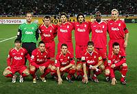 Yokohama, Japan FIFA World Club Championship <br />Sao Paolo v Liverpool  (1-0) 18.12.2005<br />Liverpool Team Group<br />Photo Masahide Tomikoshi / Fotosports International
