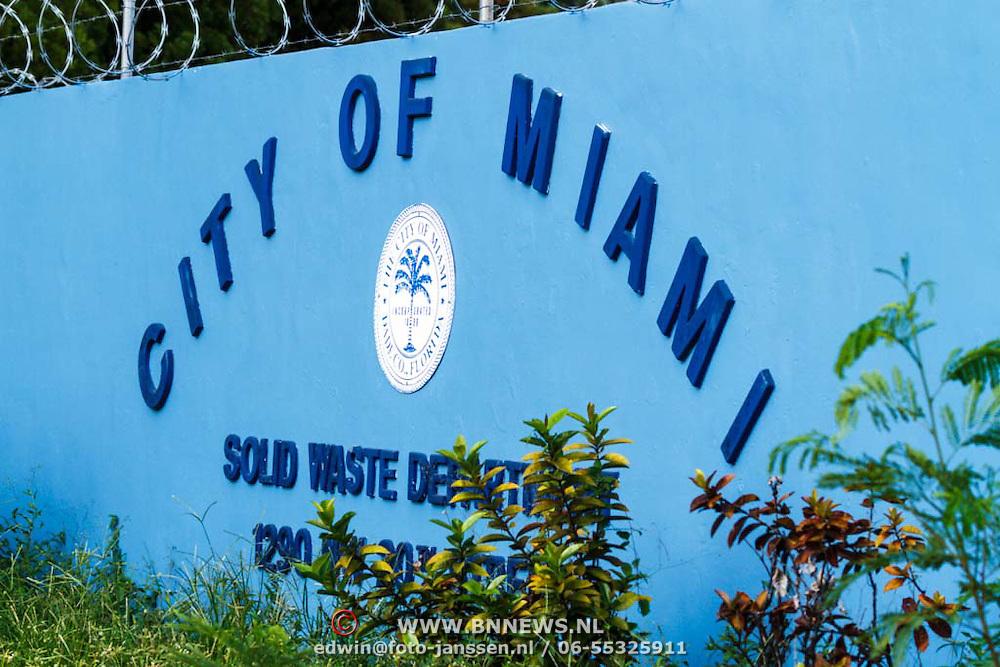 Vakantie 2015, Miami, logo