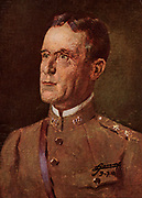 General Robert Lee Bullard, born William Robert Bullard (1861-1947) American army officer born in Alabama. In 1918 he commanded the American First Division in Europe in the First World War.