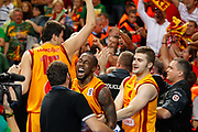 DESCRIZIONE : Vilnius Lithuania Lituania Eurobasket Men 2011 Quarter Final Round Macedonia Lituania F.Y.R. of Macedonia Lithuania<br /> GIOCATORE : Bo Mc Calebb Team Macedonia F.Y.R. of Macedonia<br /> SQUADRA : Macedonia F.Y.R. of Macedonia<br /> EVENTO : Eurobasket Men 2011<br /> GARA : Macedonia Lituania F.Y.R. of Macedonia Lithuania<br /> DATA : 14/09/2011 <br /> CATEGORIA : esultanza jubilation<br /> SPORT : Pallacanestro <br /> AUTORE : Agenzia Ciamillo-Castoria/ElioCastoria<br /> Galleria : Eurobasket Men 2011 <br /> Fotonotizia : Vilnius Lithuania Lituania Eurobasket Men 2011 Quarter Final Round Macedonia Lituania F.Y.R. of Macedonia Lithuania<br /> Predefinita :