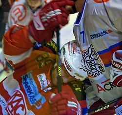 9.1.2011, Stadthalle, Klagenfurt, AUT, EBEL, EC KAC vs HK Acroni Jesenice, im Bild KAC SHANTZ #39, EXPA Pictures © 2011, PhotoCredit: EXPA/ G. Steinthaler