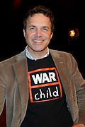 Guus Meeuwis lanceert nieuwe War Child schoolmusical in Carre Amsterdam.<br /> <br /> Op de foto:  Directeur van War Child Bernard Uyttendaele
