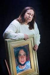 A técnica de enfermagem, Valeria de Carvalho (59) perdeu o filho em tentativa de assalto, em Porto Alegre no Rio Grande do Sul. FOTO: Jefferson Bernardes/Preview.com