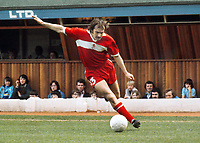 Terry Cooper (Middlesbrough) <br /> Coventry City v Middlesbrough. 26/04/1975<br /> Credit : Colorsport