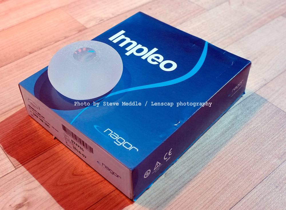 Nagor Impleo Silicone Breast Implants - January 2012